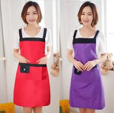 discount korean kitchen aprons 2017 korean kitchen aprons on