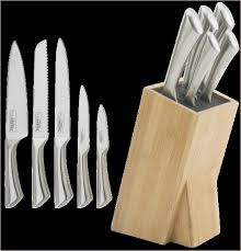 25 élégant Set De Couteaux De Cuisine Professionnel