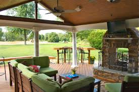 Sunscreen Patios And Pergolas by Lanai Or Pergola American Deck U0026 Sunroom