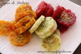 comment cuisiner des figues comment éplucher une figue de barbarie parmesan et paprika