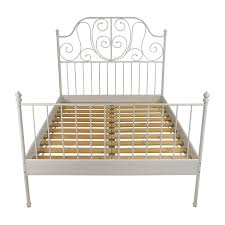 Ikea Bed by 74 Off Ikea Ikea Leirvik Full Size Bed Frame Beds