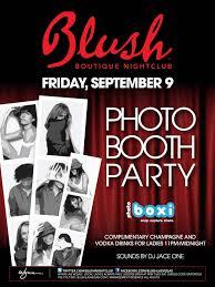 photo booth las vegas photo booth blush friday blush nightclub in las vegas