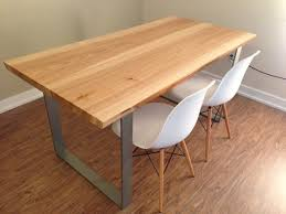 dining room tables contemporary traditional toronto live edge wood dining room tables at