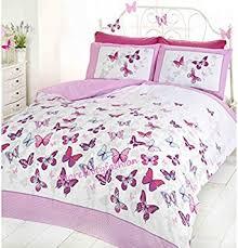 piumone 1 piazza e mezza copripiumino 1 piazza e mezza farfalle lilla rosa grigio