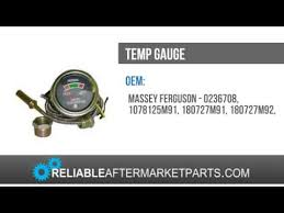 182652m92 massey ferguson temperature gauge 35 20 30 31 40 50 65
