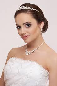 bridal tiaras grace pearl and bridal tiara