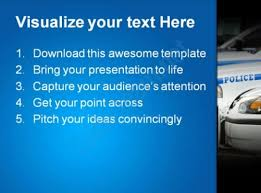 powerpoint themes free cars police powerpoint templates police cars government powerpoint
