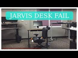 jarvis standing desk review standing desk review jarvis stability test fail adjustable