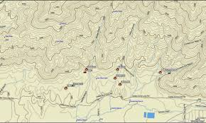Smoky Mountain National Park Map Great Smoky Mountains National Park Mapping The Cove Cades Cove