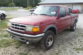 Ford Ranger Pickup Truck - 1994 ford ranger supercab pickup truck item db7464 sold