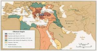 Ottoman Empire Borders 9 Maps That Show How Iraq S Borders Changed Throughout History