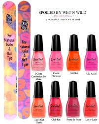 amazon com wet n wild spoiled nail color collection 2 of 8