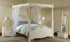 beautiful canopy bed design ideas with curtains that will make a amazing white the orleans canopy bed design with calming soft green bed cover and white curtains
