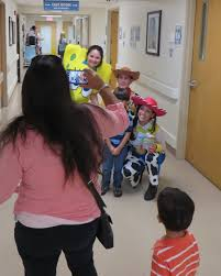 Kids Emergency Room by Woody Jessie And Special Guest Spongebob Bring Smiles To The