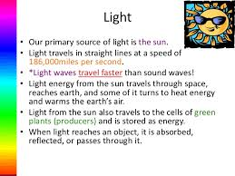 does light travel faster than sound images Light 3 728 jpg cb 1322727453 jpg
