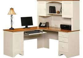 Sauder Graham Hill Computer Desk With Hutch by Computer Desk Armoire Target Target All Glass Desk Why Glass