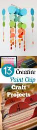 Simple Craft Ideas For Home Decor Best 25 Paint Chips Ideas On Pinterest Paint Samples Paint