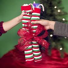 the holiday sock exchange is perfect for families and friends