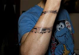 41 euphonious music tattoos creativefan