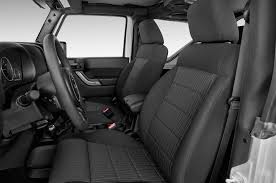 jeep rubicon inside 2014 jeep wrangler front seats interior photo automotive com