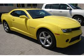 rent chevrolet camaro chevrolet camaro 2016 by dubai sharjah rent a car company