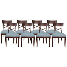 viyet designer furniture seating stickley x back dining chairs