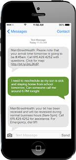 Conversational Text Messaging Solutions - dialog health two way text messaging platform your mobile solution