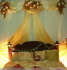 Home Decoration Wedding 45 Best Wedding Bed Decoration Images On Pinterest Wedding Night