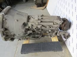 04 10 bmw 550i 545i 650i manual transmission gear box gs6 53bz oem