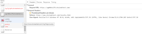 Dns Leak Test by Http How Does A Website Know The Dns Server A Client Uses
