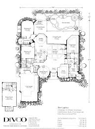 custom builder floor plans valine