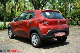 renault kwid white colour 2015 renault kwid review
