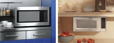 under cabinet microwave small under counter microwave erikaemeren