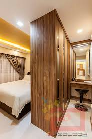HDB Room BTO  Yishun GreenWalk Interior Design Singapore - Interior design ideas master bedroom