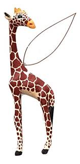 giraffe ornaments kritters in the mailbox animal gifts