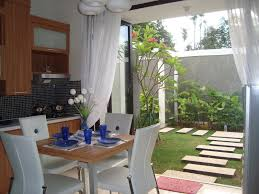 Desain Sekat Dapur Dan Ruang Makan