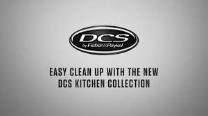easy clean up with the new dcs kitchen collection dcs appliances easy clean up with the new dcs kitchen collection dcs appliances