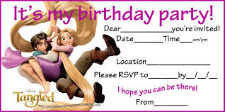 wwe birthday invitation templates rapunzel birthday invitations u2013 gangcraft net