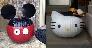 Halloween Pumpkin Decorating Ideas No Carve Pumpkin Decorating Ideas That Are Fun And Easy Mommypage