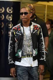 """B quyết phá 'i Ä'á """" nam đẹp nhÆ° Pharrell Williams ELLE MAN"""