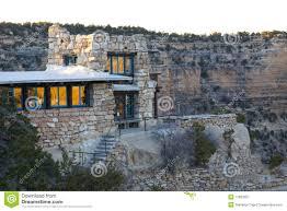 grand canyon arizona house royalty free stock photography image