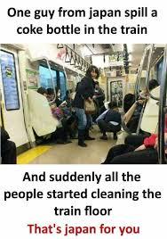 Japan Memes - dopl3r com memes one guy from japan spill a coke bottle in the
