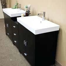 bathroom sink trough bathroom sink and vanity trough bathroom