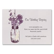 wedding registry templates 290 best rustic business card templates images on