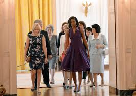 white house tours obama michelle obama welcomes g 8 first ladies to white house in style