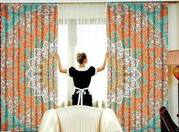 hippie window curtains hippie curtains curtain rods walmart