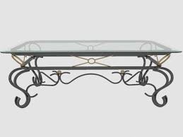 wrought iron end tables coffee table glass iron this and metal elegant within 15