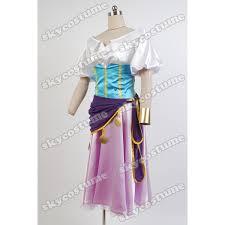Hunchback Notre Dame Halloween Costume Hunchback Notre Dame Disney Esmeralda Dress Cosplay Costume