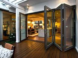 Wooden Bifold Patio Doors Folding Patio Door Aypapaquerico Info