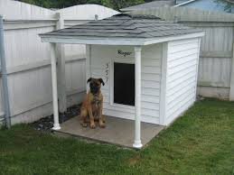 Wood Dog House Plans Free Diy Simple Wooden Indoor Pallet How To